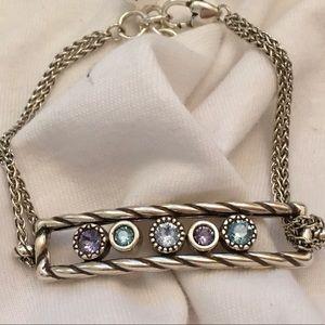Brighton Rhythm Halo Bracelet